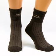 Носки из 90% шерсти яка